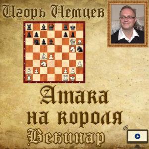 Атака на короля. Шахматы